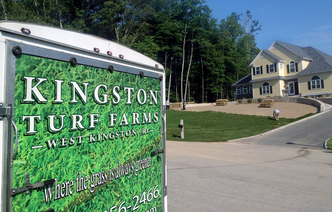 Complete Installation Services Kingston Turf Farms