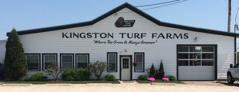 Contact Kingston Turf Farms Kingston Turf Farms